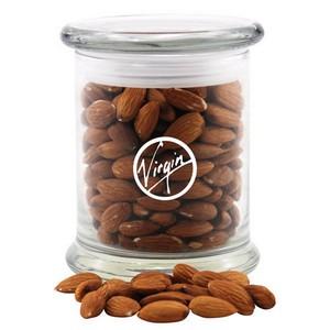 Jar with Almonds