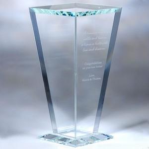 Waymart Glass Vase