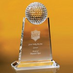 Englewood Golf Ball Topped Award