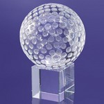 Fremont Golf Ball on Cube