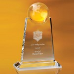 Knox Globe Top Flat Award