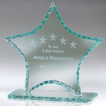 Oswayo Pearl Edged Star Award