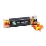 Tube with Candy Corn