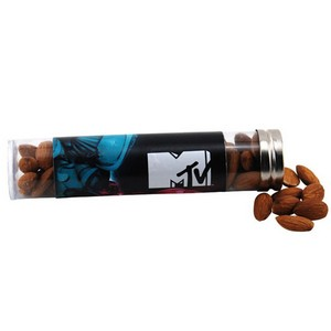 Tube with Almonds