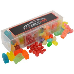 4 Way Acetate Candy Box