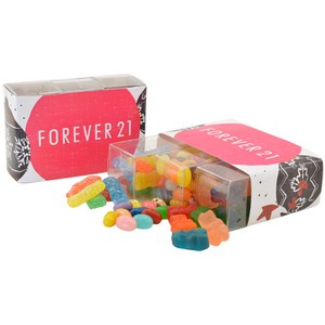 3 Way Candy Shareable Acetate Box