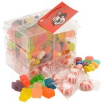 3 Way Candy Stack Acetate Tower