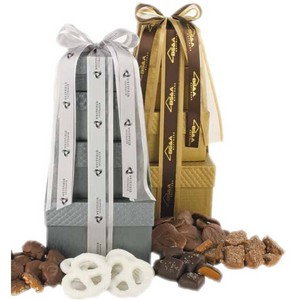 Four Stack Gift Tower