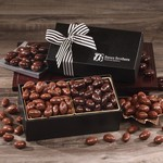 Chocolate Splendor with Milk & Dark Chocolate Almonds