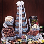 Fantasy Tower of Sweets - Gift Basket Tower
