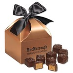 Chocolate Peanut Butter Meltaways in Classic Treats Gift Box