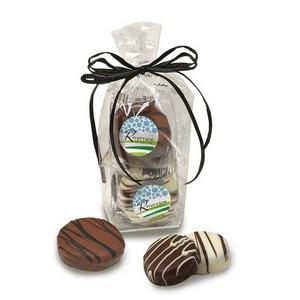 Four Chocolate Covered Oreos