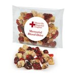 Individually Labeled Cranberry Walnut Trail Mix