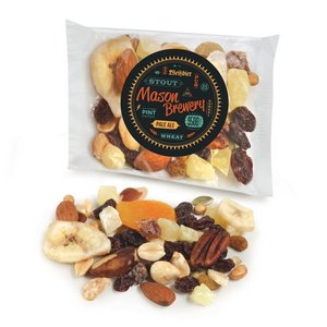 Western Trail Mix in a Cello Pouch