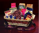 Celebration Business Food Gift Basket