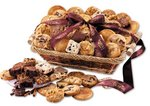 Custom Cookie & Brownie Basket - Home-Style