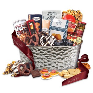 Epicurean Feast Gift Basket