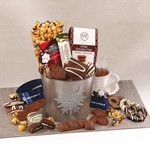 Winter Delights Gift Basket