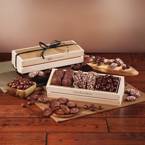 Chocolate Favorites in Wooden Crate
