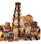 Golden Delights Ultimate Gift Tower of Indulgence