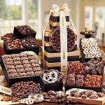 Deluxe Office Party Tower - Gift Basket Tower