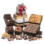 Elegant Assortment Gift Tower