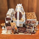 Holiday Delights Gift Tower