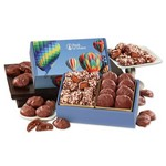 Toffee and Turtles in a Full Color Gift Box