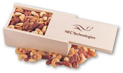 Deluxe Mixed Nuts in Wooden Gift Box