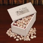 Jumbo California Pistachios in Wooden Gift Box