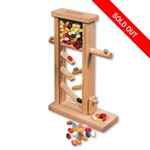 Executive Jelly Bean Dispenser with standard assortment