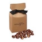 Chocolate Covered Almonds in Kraft Premium Delights Gift Box