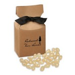 Champagne Jelly Belly® Jelly Beans in Kraft Gift Box