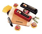 Wisconsin Cheese Gift Set and Logo Imprint Cutting Board
