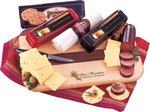 Shelf-Stable Wisconsin Cheese Variety Gift Set with Logo Board