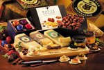 International Gourmet Assortment Walnut & Maple Cutting Board