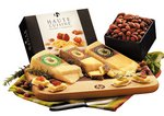 A Taste of Italy Gourmet Cheese Gift Set & Logo Cutting Board
