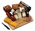 Shelf-Stable Deluxe Cheese & Sausage Sampler