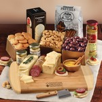Snackable Sampler - Shelf Stable Cheese, Summer Sausage and more