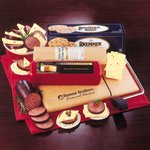 Shelf-Stable Just Great! Wisconsin Cheese, Summer Sausage