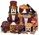 Deluxe Majestic Nutcracker Tower