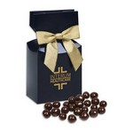 Barrel-Aged Bourbon Cordials in Navy Gift Box