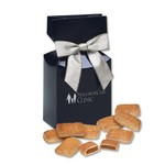 Cinnamon Churro Toffee in Navy Premium Delights Gift Box