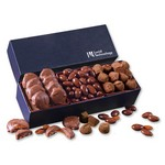 Navy Gift of Distinction Chocolates and Nuts