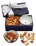 Rombe Bowl with Deluxe Mixed Nuts