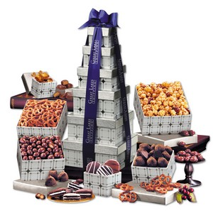 Silver Delights Tower
