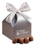 Cocoa Dusted Truffles in Classic Treats Gift Box