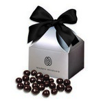 Barrel-Aged Bourbon Cordials in Silver Gift Box