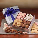 Sweet Elegance Cookies Gift Box