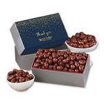 Chocolate Covered Almonds in Full Color Gift Box